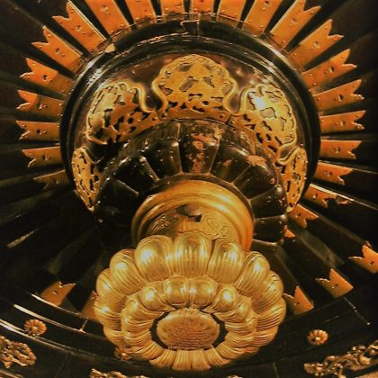 高岡御車山祭の車輪