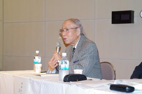 山口博先生